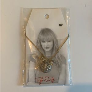 Taylor Swift Tree Necklace
